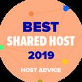 Uděleno společnostem, které jsou na seznamu 10 nejlepších sdílených hostingů