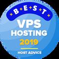 Přiděleno společnostem v top 10 v kategorii pro nejlepší vps hosting.