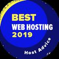 Přiděleno společnostem v top 10 v kategorii pro nejlepší web hosting.